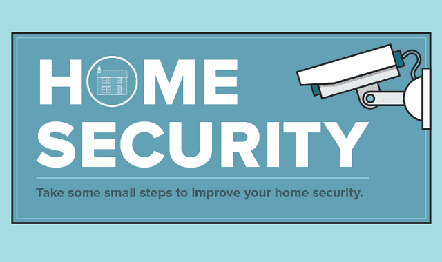 Take Some Small Steps to Improve Your Home Security