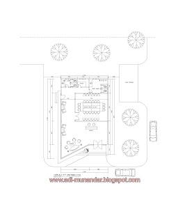 Contoh Gambar Detail Arsitektur Kamar Mandi Tangga Di Rumah