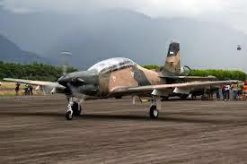 Honduras modernizara sus Tucano