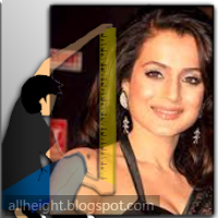 Ameesha Patel Height - How Tall