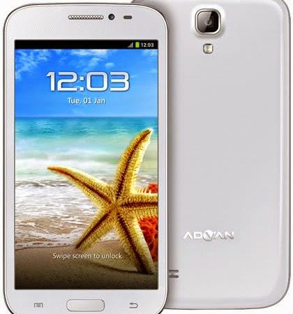 Smartphone Advan Vandroid S5J