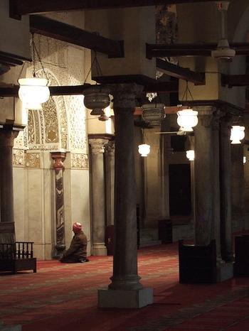 pusat rawatan islam darul naim sejarah unggul masjid al