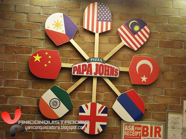 PAPA JOHN'S Better Ingredients. Better Pizza.
