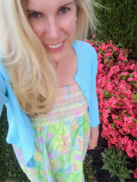 lilly pulitzer blogger maryland pink and green find lilly pulitzer for less