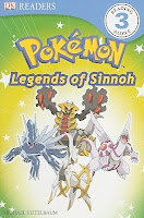 bookcover of Pokémon: Legends of Sinnoh