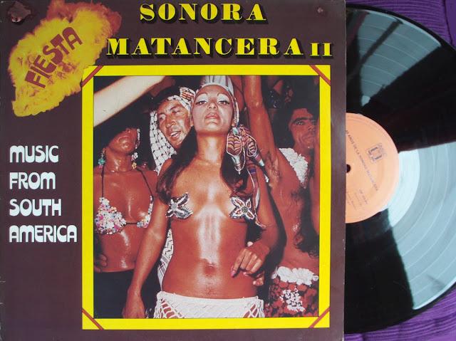 La Sonora Matancera II - 40 AГ±os De La Sonora Matancera on Seeco /  Omega / Dureco / IPG 1977