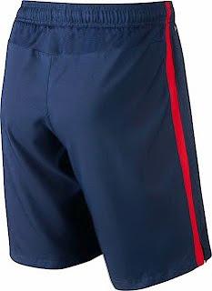gambar celana bola barcelona 2014/2015 home grade ori