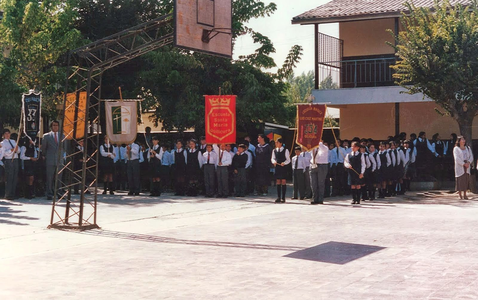 ceremonias escolares