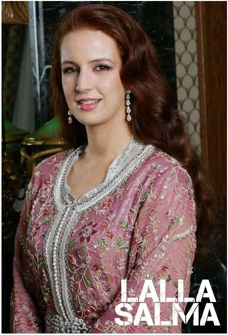 Queen Morocco
