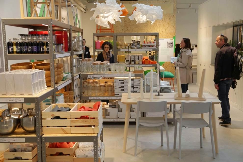 Chic Rumors: TEMPORARY STORE by IKEA a MILANO