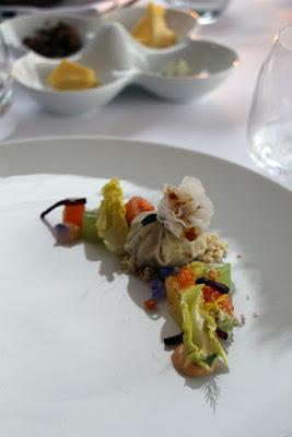 Kempinski Berchtesgaden Le Ciel Salat