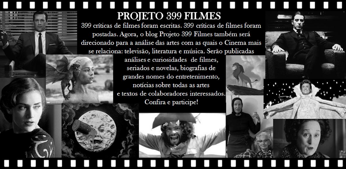 PROJETO 399 FILMES