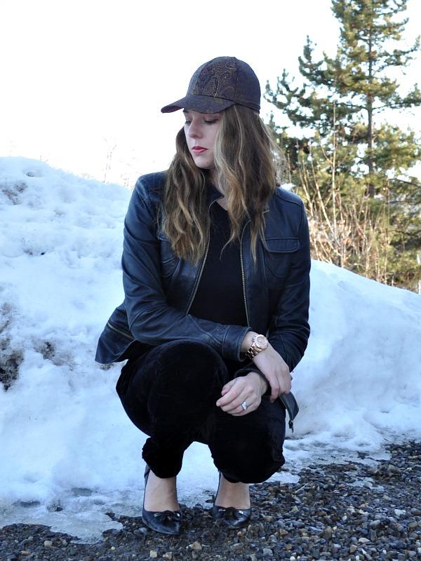 Womens Trendy Ball Cap