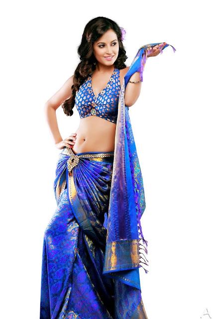 Disha Pandey hot navel show images