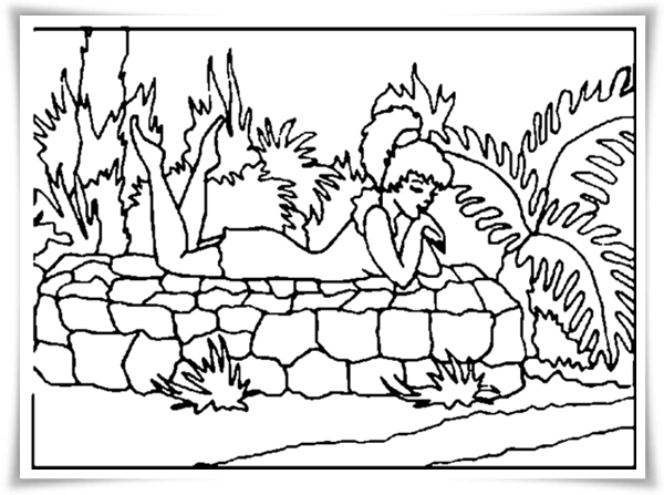 Ausmalbilder Frühling Zum Ausdrucken - Frühling Mandala als gratis Malvorlage zum Ausdrucken