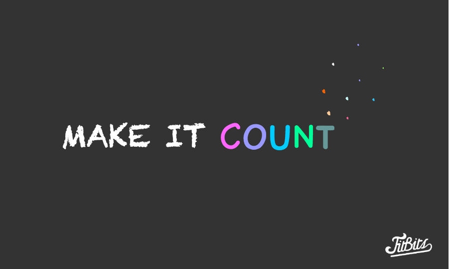 FitBits | Make it count