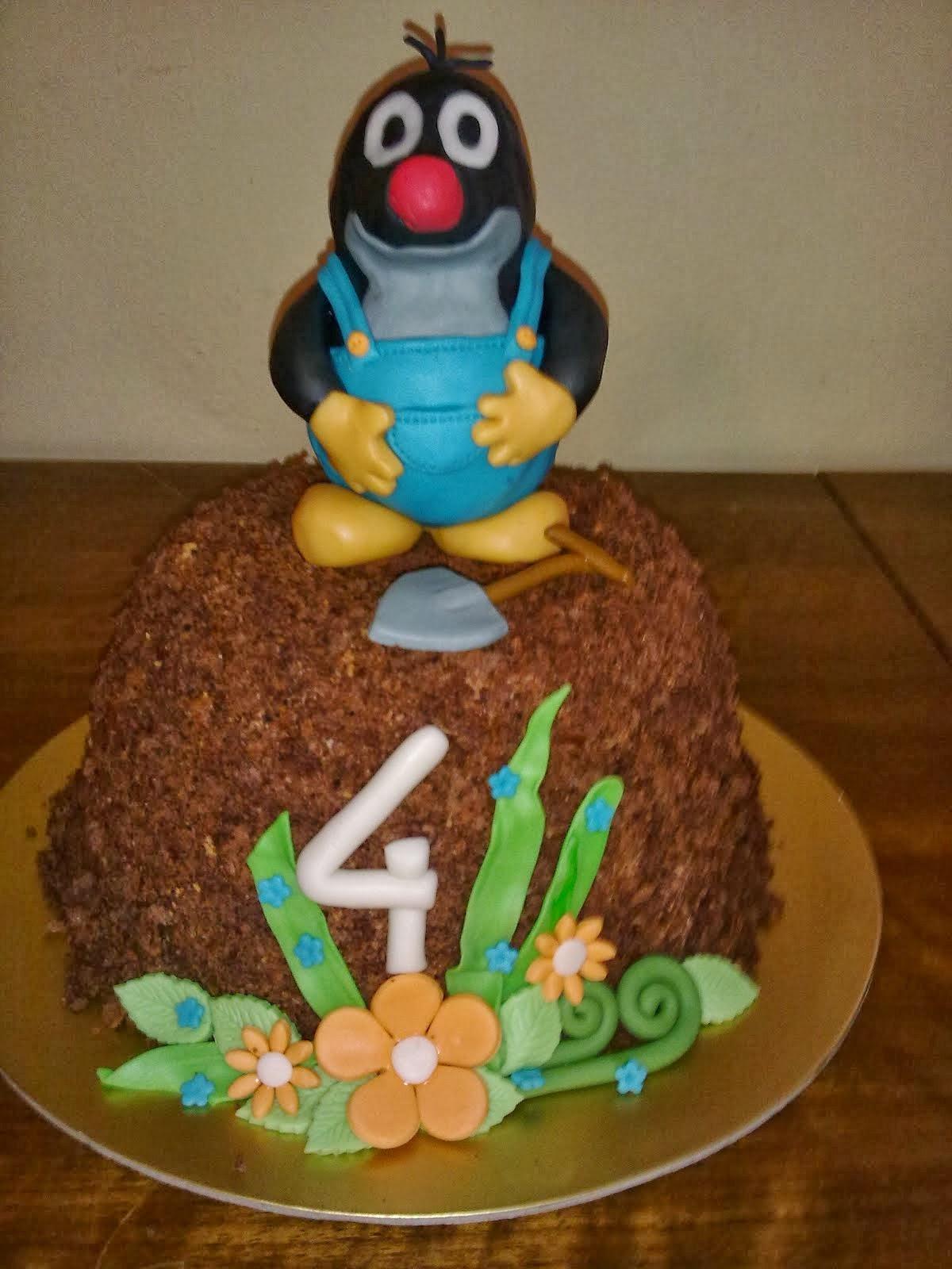 Torta krtko 2