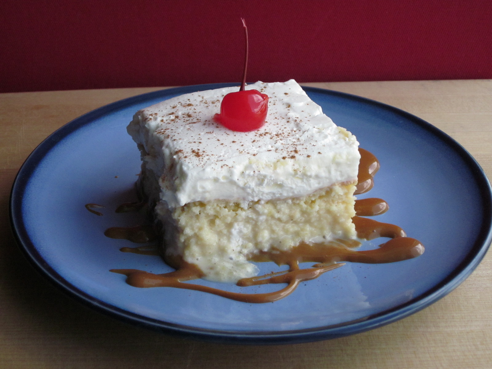 Sweet Luvin' In The Kitchen: Tres Leches Cake