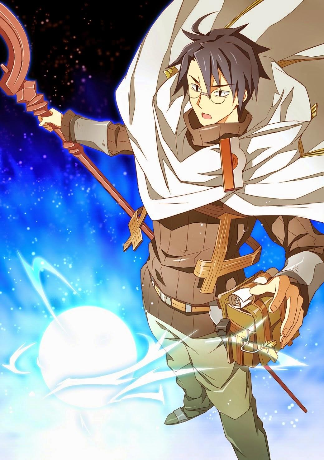 O TOP 10 Karakter Anime Cowok Berkacamata