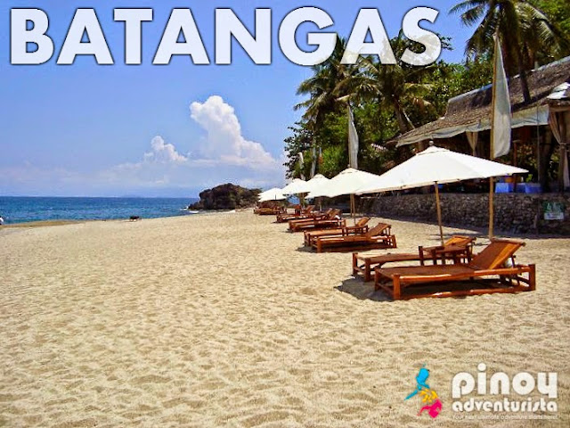 Beaches near Manila