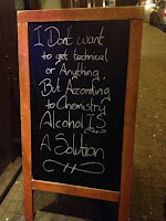 Drinking Encouragement Signboards