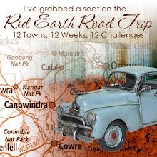 Red Earth Road Trip