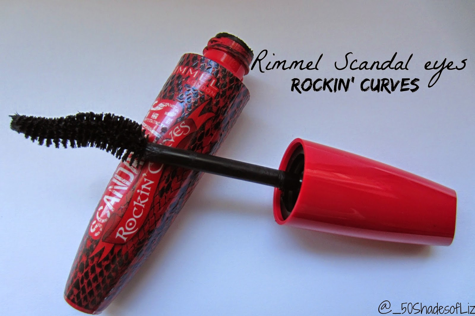 Rimmel Scandal Eyes Rockin Curves Mascara