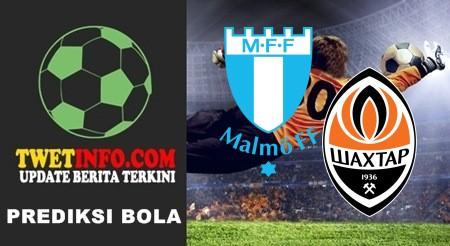 Prediksi Malmo FF vs Shakhtar Donetsk