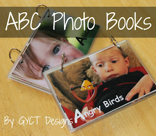 ABC Photo Books Tutorial by GYCT