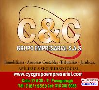 CLASIFICADOS: C&C GRUPO EMPRESARIAL S.A.S