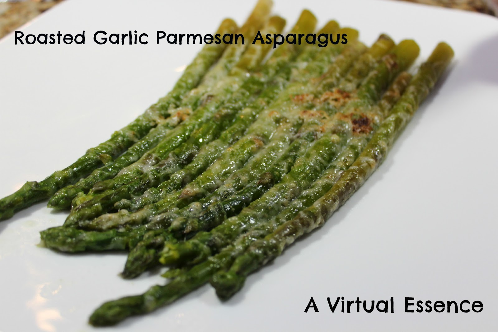 how to cook asparagus in the oven with parmesan cheese