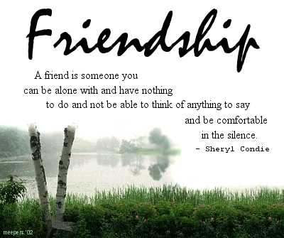Friends Quotes  Pictures on Friendship Quotes  Lovely Friendship Poem   Mobbi World