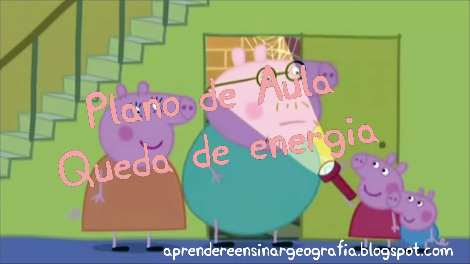 Queda de energia