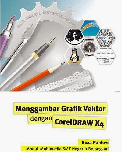 Buku Belajar Corel Draw X4