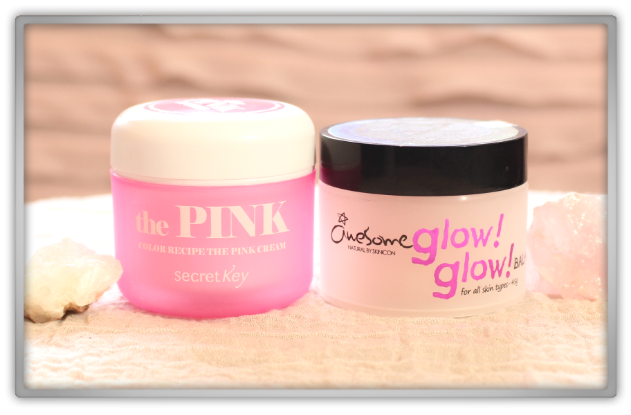 겟잇뷰티박스 by 미미박스 memebox beautybox Superbox #54 Pinkaholic box unboxing review secret keypink cream awesome glow balm