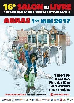Prochaine dédicace : 1er mai à Arras