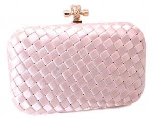 bolsa de festa rosa