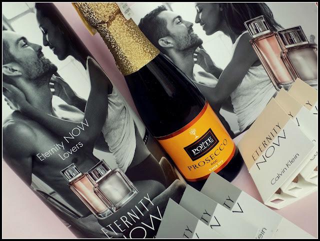 Calvin Klein Eternity NOW Lovers :)