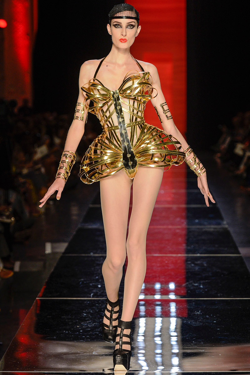 Fashionalist jean paul gaultier fall 2012 favorite looks for Jean paul gaultier clothing