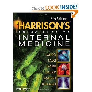 Harrisons Manual of Medicine 18th Edition PDF by Dennis Kasper and Stephen Hauser