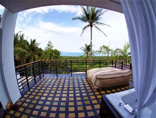 Mantra Samui resort, Love Jacuzzi Oasis Terrace