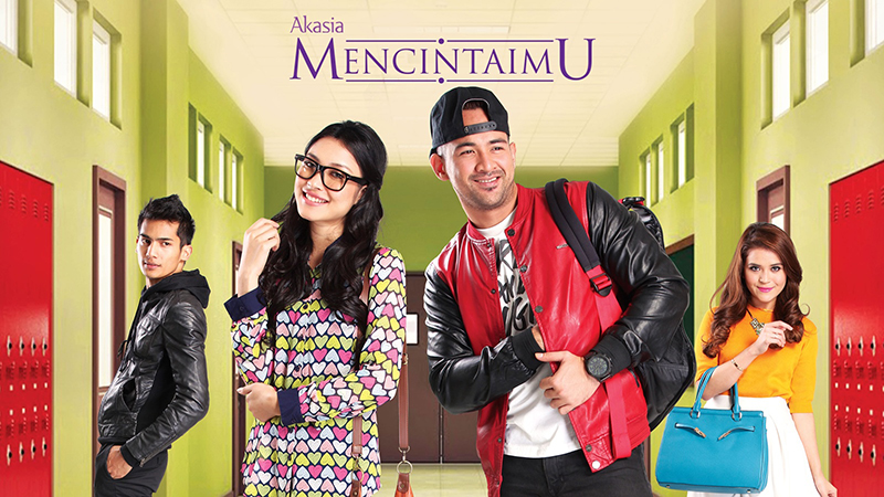 Drama Mencintaimu TV3
