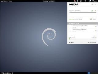 MEGAsync Debian