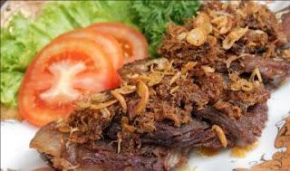 Resep Buka Puasa Empal Goreng lezat