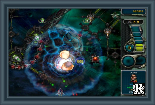 Star Defender 3 Screenshot 2
