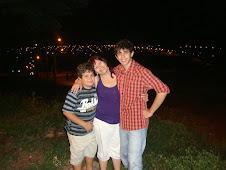Estes são meus filhos:Pedro e Guilherme!