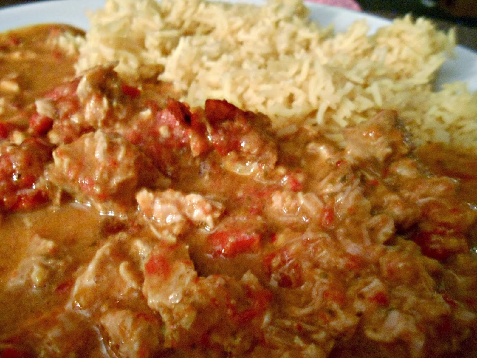 Chicken and Rice Dish