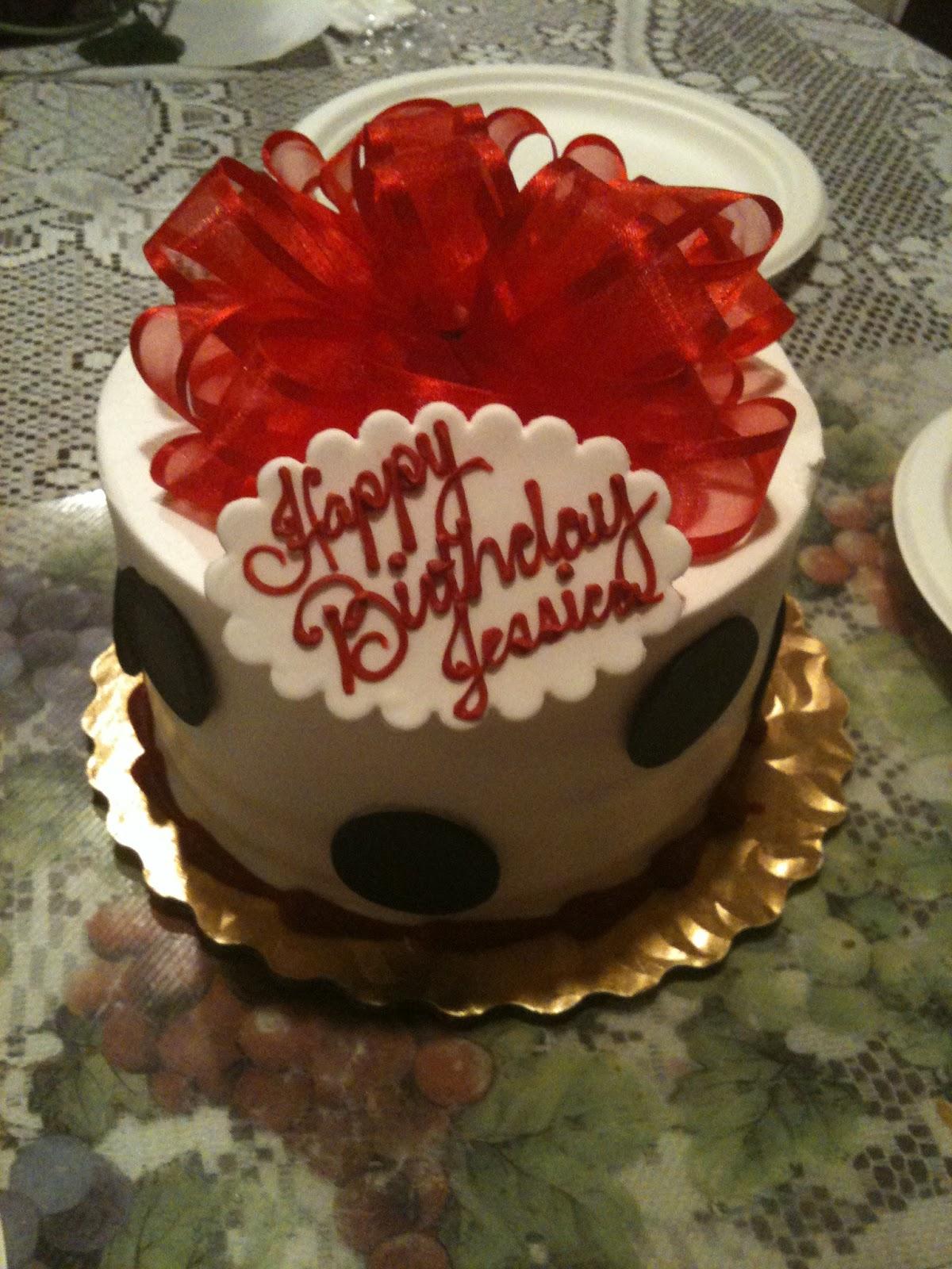 Lily Hotnails Happy Birthday Jessica
