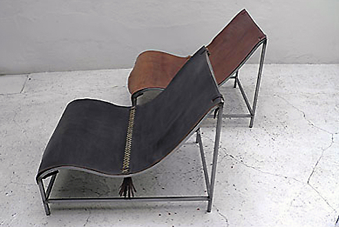 Cool + Hip: Casamidyu0027s Montelargo Chaise And Bench