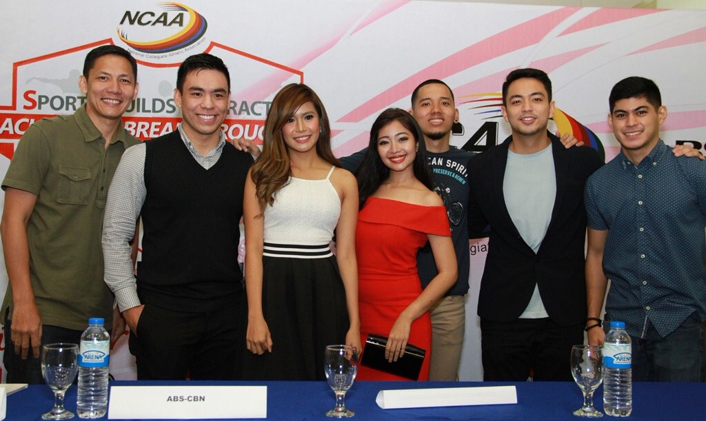 Beautiful NCAA Season 92 Opening Airs On ABS CBN Sports + Action And Via Livestream  On TFC.tv